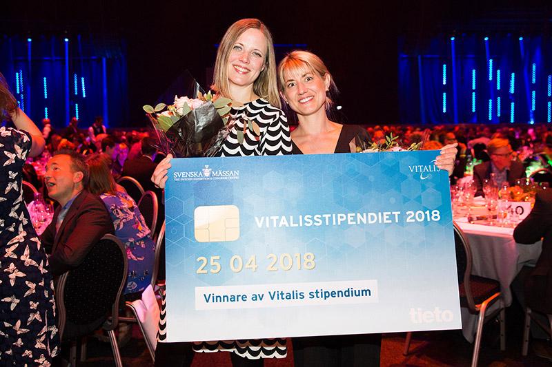 Vitalis Stipendium 2018